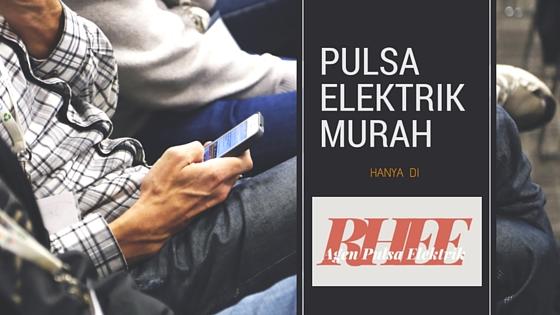 Pulsa Elektrik Murah
